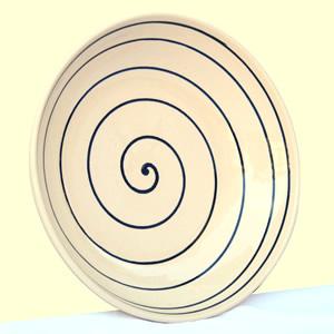 assiette creuse poterie lehmann soufflenheim. Black Bedroom Furniture Sets. Home Design Ideas