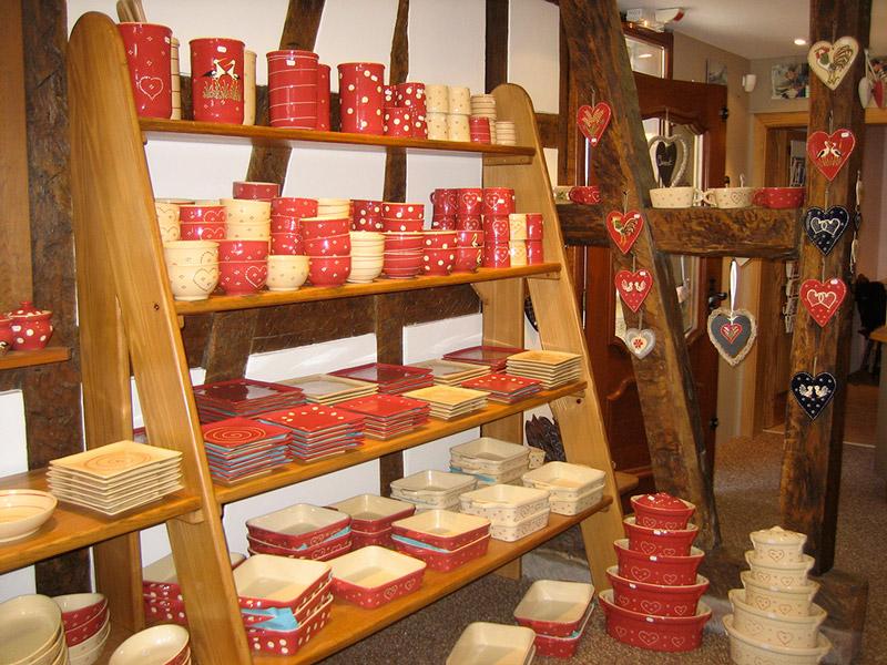 Poterie lehmann soufflenheim en alsace fabrication et vente de poteries alsa - Poterie goicoechea vente ligne ...